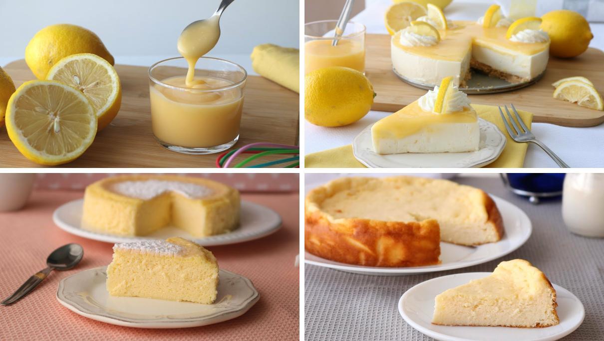 ¿Conoces el lemon curd?