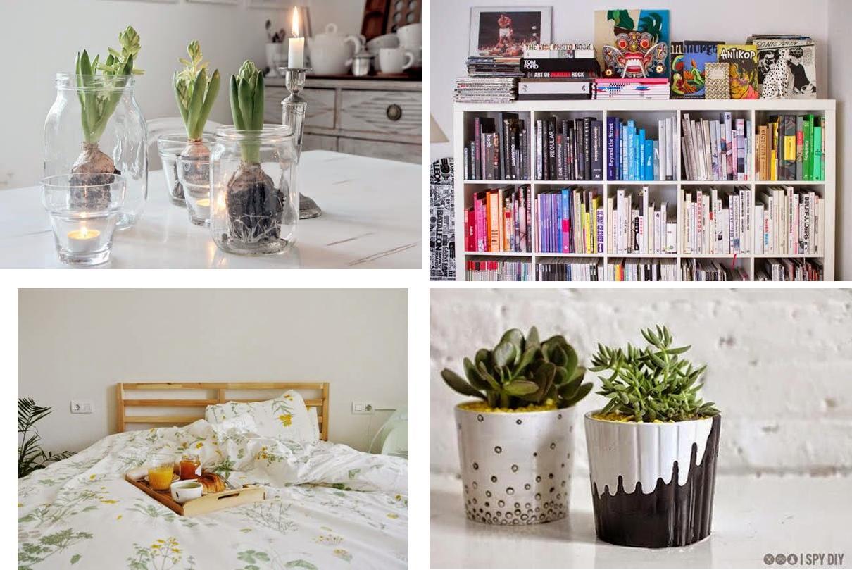 Una navidad con estilo natural - Ideas para organizar tu casa ...