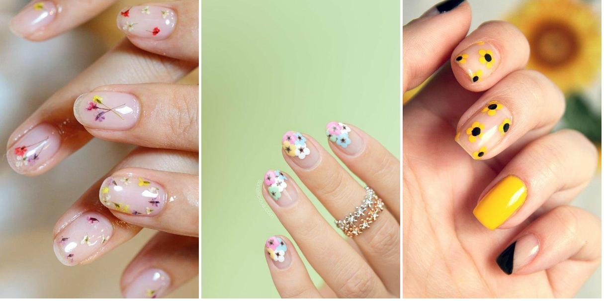 Diseños para uñas cortas | Belleza